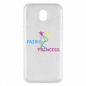 Etui na Samsung J5 2017 Fairy princess