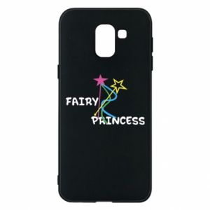 Etui na Samsung J6 Fairy princess
