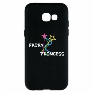 Etui na Samsung A5 2017 Fairy princess