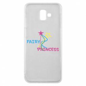 Etui na Samsung J6 Plus 2018 Fairy princess