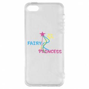 Etui na iPhone 5/5S/SE Fairy princess