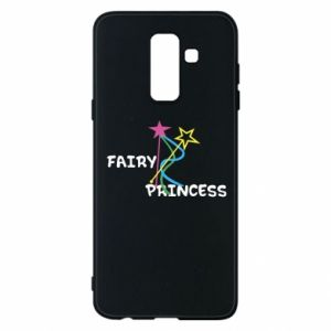 Etui na Samsung A6+ 2018 Fairy princess
