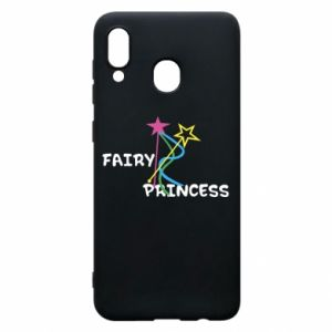 Etui na Samsung A30 Fairy princess