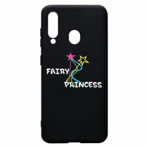 Etui na Samsung A60 Fairy princess