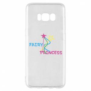 Etui na Samsung S8 Fairy princess
