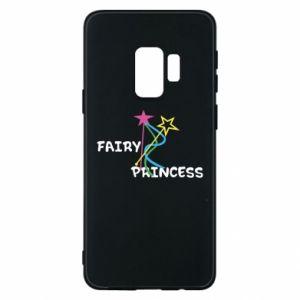 Etui na Samsung S9 Fairy princess
