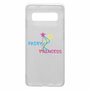 Etui na Samsung S10 Fairy princess