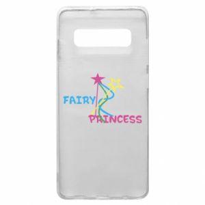 Etui na Samsung S10+ Fairy princess