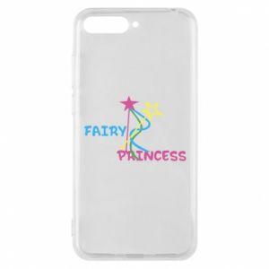 Etui na Huawei Y6 2018 Fairy princess