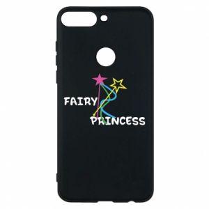 Etui na Huawei Y7 Prime 2018 Fairy princess