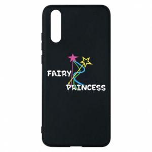 Etui na Huawei P20 Fairy princess