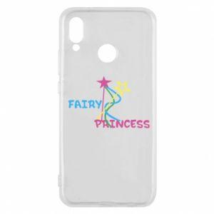 Etui na Huawei P20 Lite Fairy princess