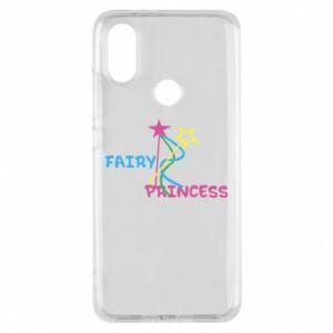 Etui na Xiaomi Mi A2 Fairy princess