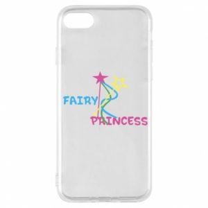 Etui na iPhone 7 Fairy princess