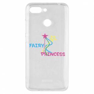 Etui na Xiaomi Redmi 6 Fairy princess