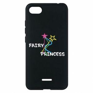 Etui na Xiaomi Redmi 6A Fairy princess