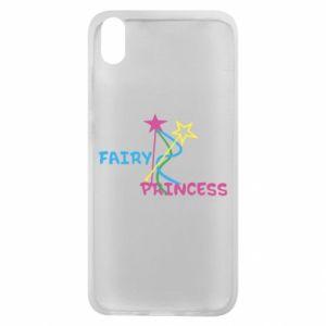 Etui na Xiaomi Redmi 7A Fairy princess