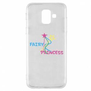 Etui na Samsung A6 2018 Fairy princess