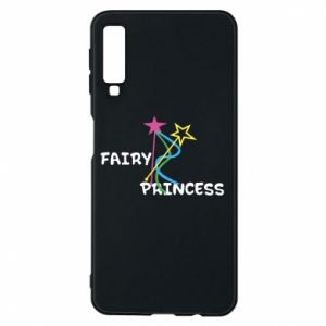 Etui na Samsung A7 2018 Fairy princess