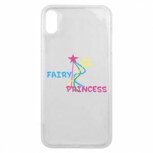 Etui na iPhone Xs Max Fairy princess