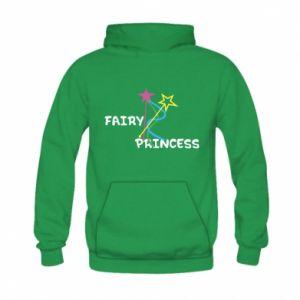 Bluza z kapturem dziecięca Fairy princess