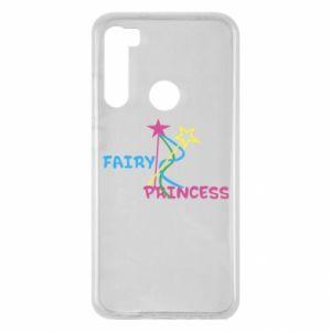Etui na Xiaomi Redmi Note 8 Fairy princess