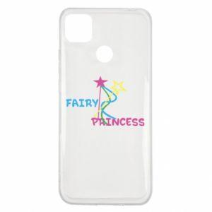 Etui na Xiaomi Redmi 9c Fairy princess