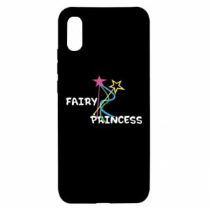 Etui na Xiaomi Redmi 9a Fairy princess