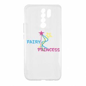Etui na Xiaomi Redmi 9 Fairy princess