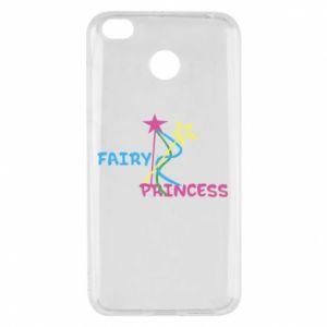 Etui na Xiaomi Redmi 4X Fairy princess
