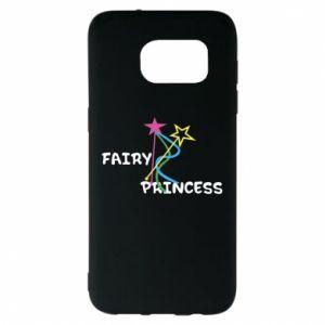 Etui na Samsung S7 EDGE Fairy princess