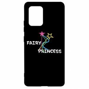 Etui na Samsung S10 Lite Fairy princess