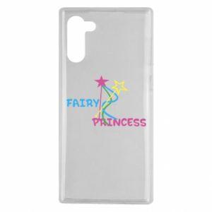 Etui na Samsung Note 10 Fairy princess