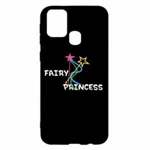 Etui na Samsung M31 Fairy princess