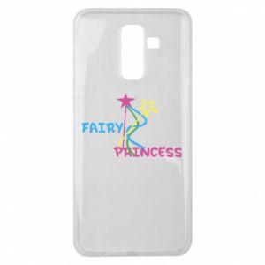 Etui na Samsung J8 2018 Fairy princess