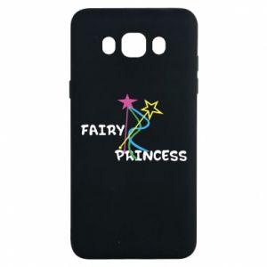 Etui na Samsung J7 2016 Fairy princess