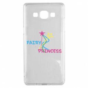 Etui na Samsung A5 2015 Fairy princess