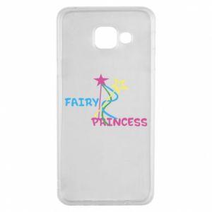 Etui na Samsung A3 2016 Fairy princess