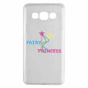 Etui na Samsung A3 2015 Fairy princess