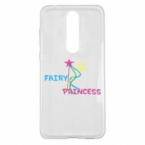 Etui na Nokia 5.1 Plus Fairy princess