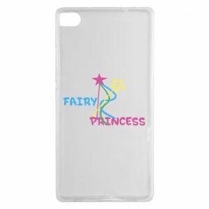 Etui na Huawei P8 Fairy princess