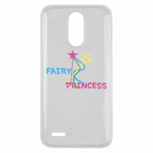 Etui na Lg K10 2017 Fairy princess
