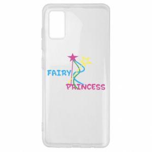 Etui na Samsung A41 Fairy princess