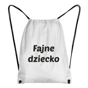 Backpack-bag Cool baby cool inscription