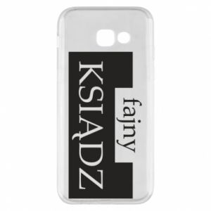 Phone case for Samsung A5 2017 Nice priest