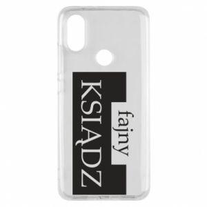 Phone case for Xiaomi Mi A2 Nice priest