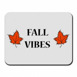 Mouse pad Fall vibes