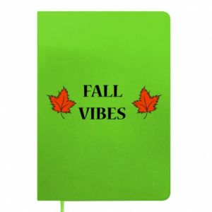 Notepad Fall vibes
