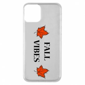 Phone case for iPhone 11 Fall vibes