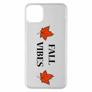 iPhone 11 Pro Max Case Fall vibes